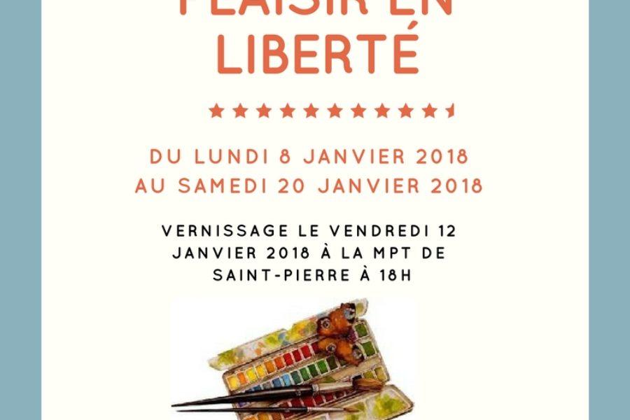 Exposition Peinture Plaisir en Liberté