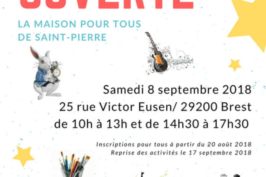 Porte Ouverte 2018-2019
